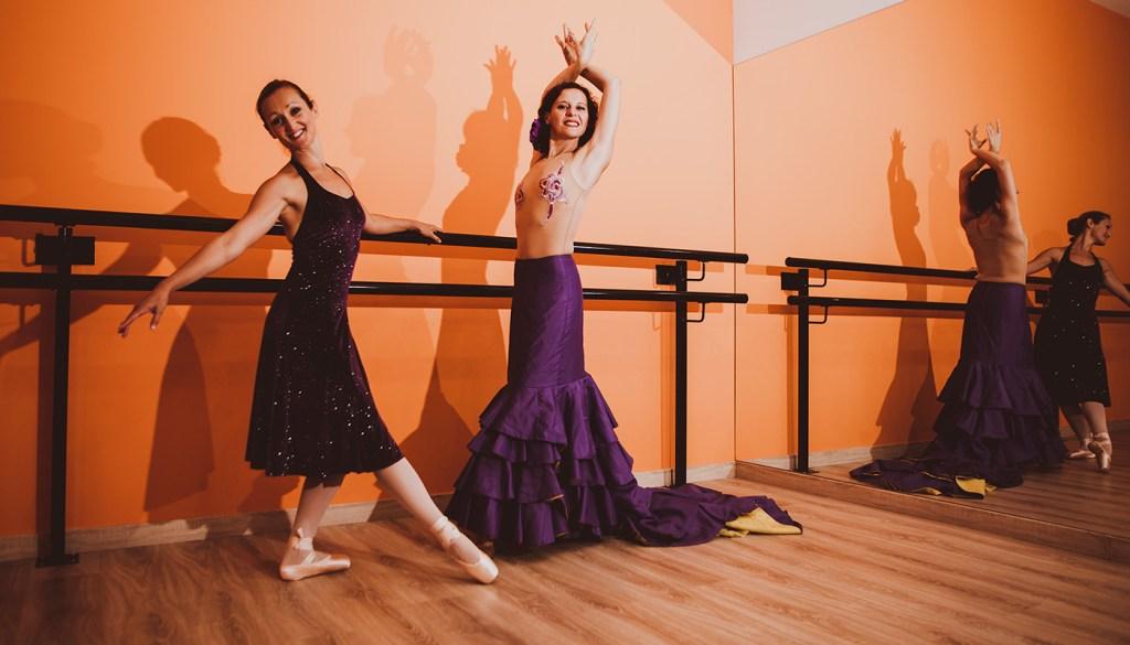 Ballet vs. Flamenco