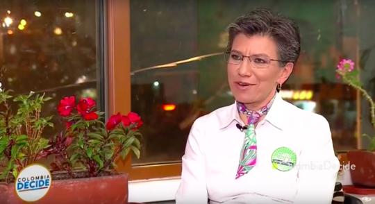 Hay que saber cuándo callar y cuando gritar: Claudia López – Noticias Caracol