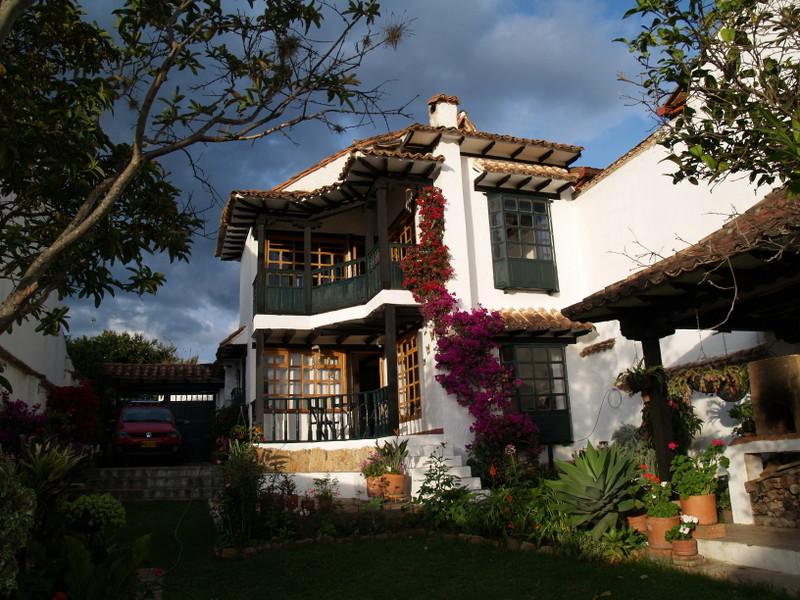 Das Haus in Villa de Leyva
