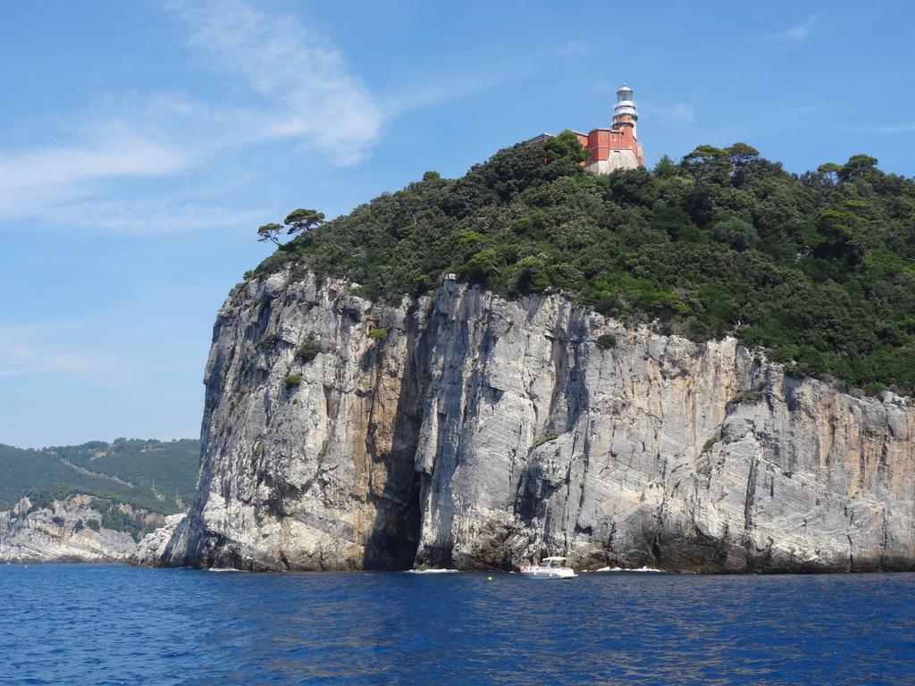 Insel vor Portovenere