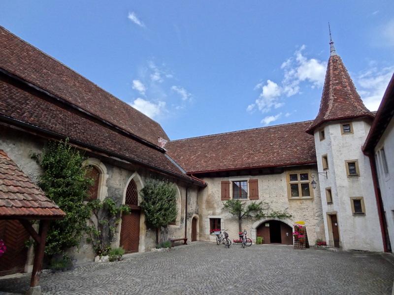 Môtiers, Val de Travers