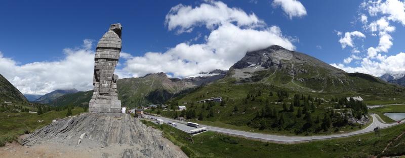 Simplon Passhöhe, Wallis