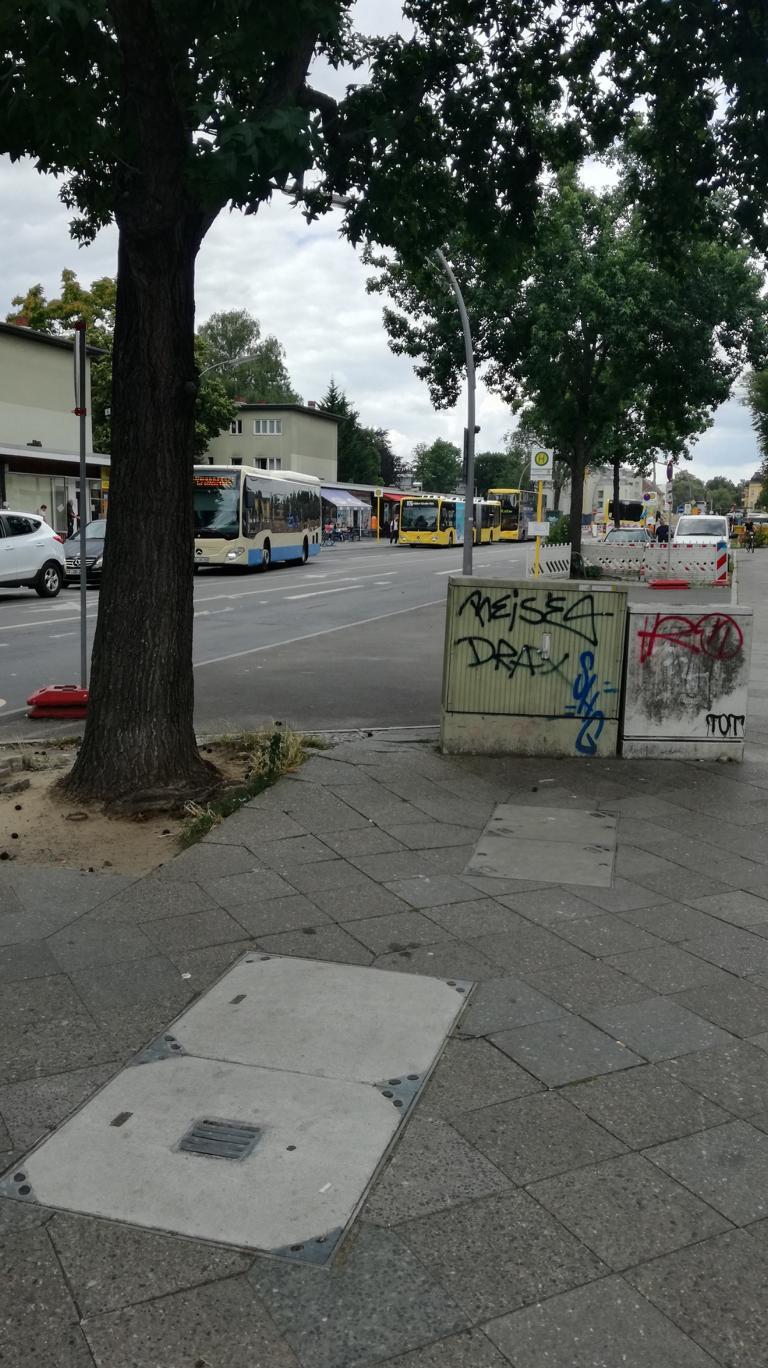 Bahnhofstraße Lichtenrade: Welche Geschäfte sollen sich ansiedeln?