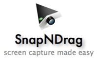 SnapNDrag sul sito http://claudiabaruzzi.net