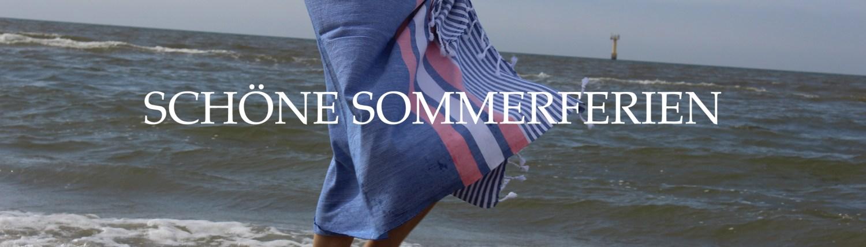 Schöne Sommerferien Hamam Originals