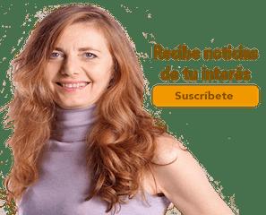 suscríbete a las noticias de Claudia Boschi, life & wellness coach
