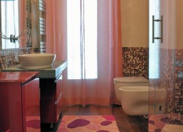 Bagno In Pietra Di Luserna : Bagno mosaico e pietra piastrelle finta pietra bricoman