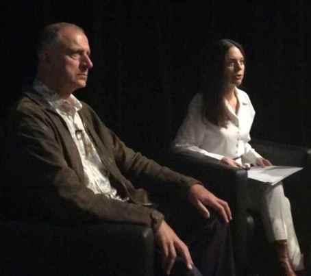 Puerto de Ideas, noviembre 2017 Sesión Casasempere y Claudia Campaña