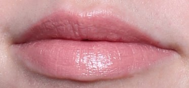 With Maybelline gloss