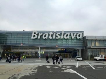 Bratislava-Ryanair