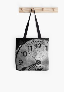 tote bag out of time