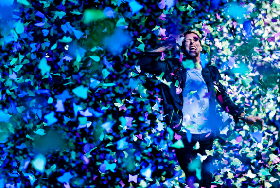 Photo of the Day – Coldplay