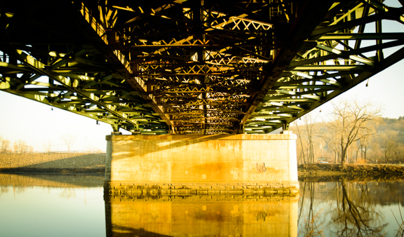 Photo of the Day – Under the Bridge