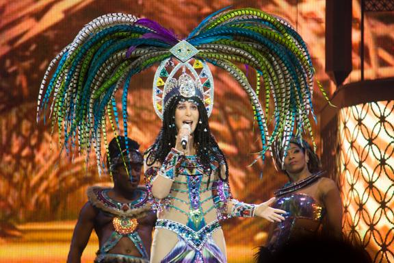 Cher at Mohegan Sun