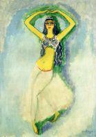 Kees-Van-Dongen-xx-Ba-rah-Persian-Dancer