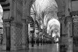 A Mesquita de Córdoba. Mesquita, não Catedral.