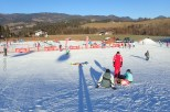 a tal aula de snowboard