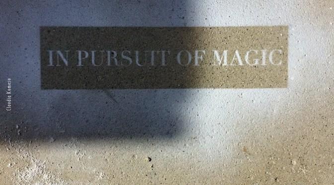 Onde a mágica acontece