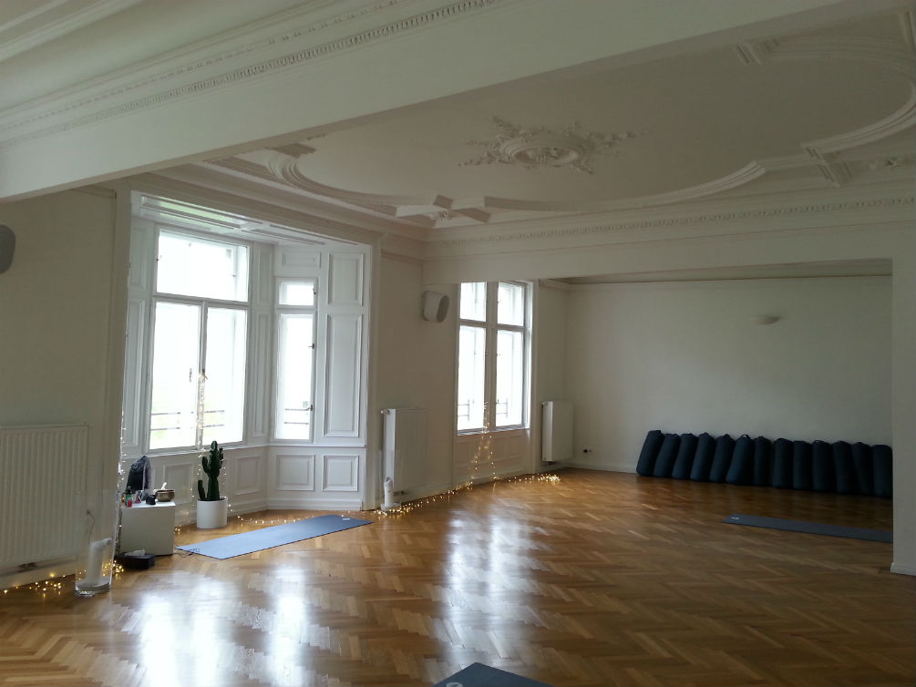 Yoga Retreat Vienna