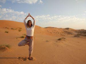 Yoga Oman Baum