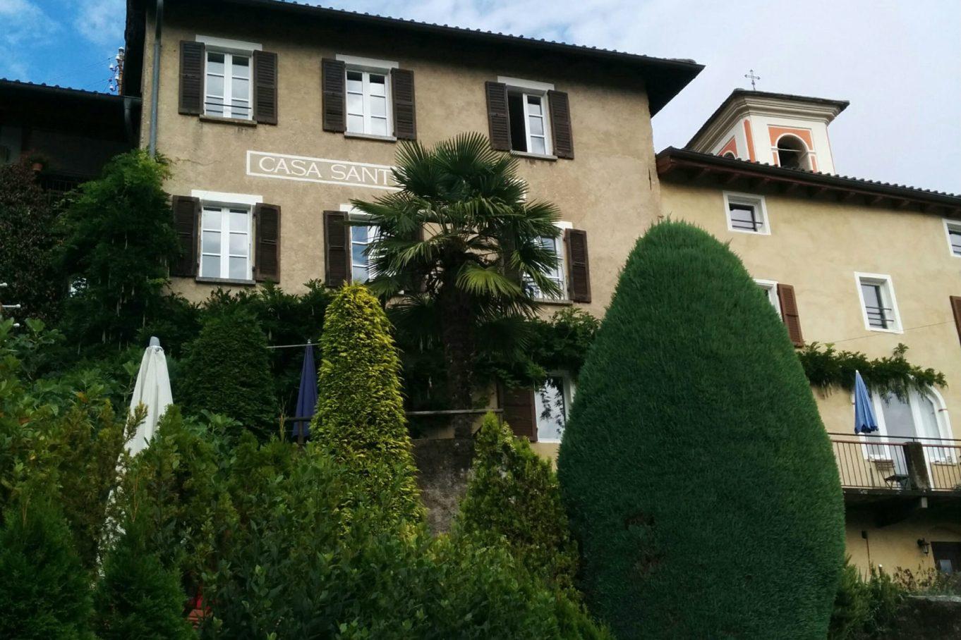 Casa Santo Stefano Miglieglia