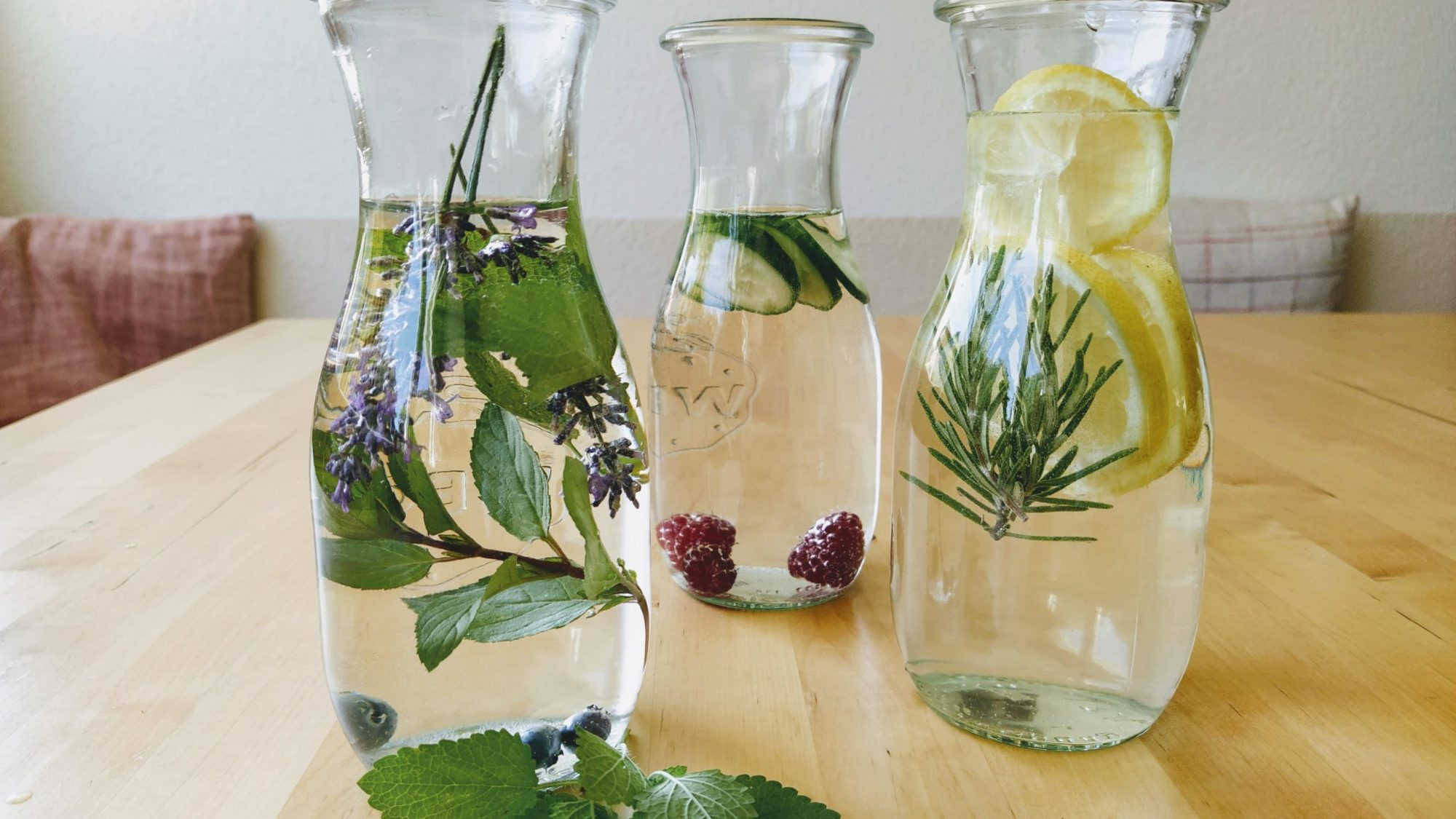 Ayurveda Sommer Drinks