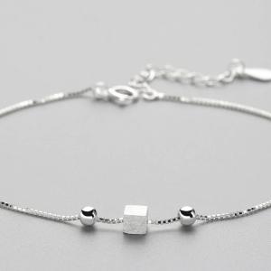 bracelet chic femme argent