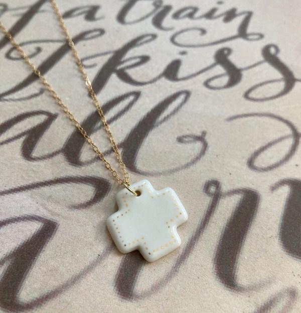 croix cadeau profession de foi