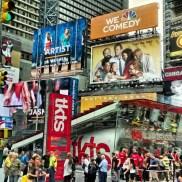Chargé (quartier Times Square)
