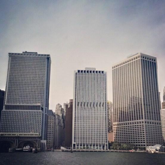 Architecture de style international (Manhattan)