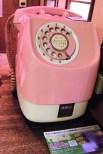 Téléphone public d'un restaurant (Tokyo)