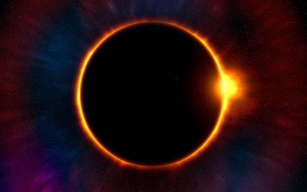 Eclipse Solar em Caranguejo – Uma Ponte para a Essência