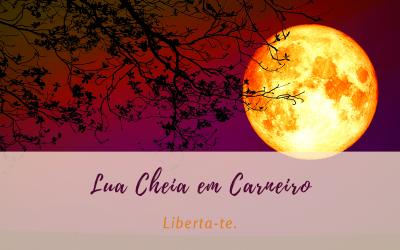Lua Cheia em Carneiro, Liberta-te
