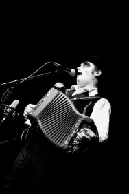 The Tiger Lillies 2014