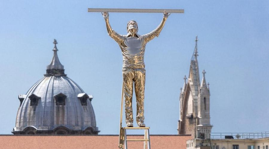 L'uomo che misurava le nuvole - Napoli - Museo Madre