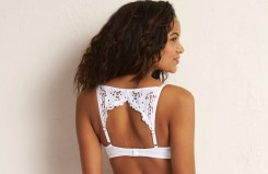 BROOKE LACE OPEN BACK PUSHUP BRA £34 or two for £35