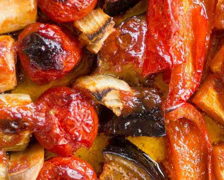 Ratatouille med Guava og Cumari do Pará Chili Pepper Jam