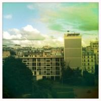 Scambio casa a Parigi, parte prima