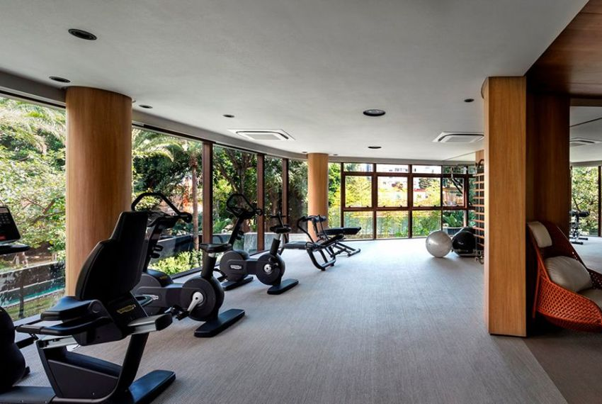 FITNESS powered by Technogym