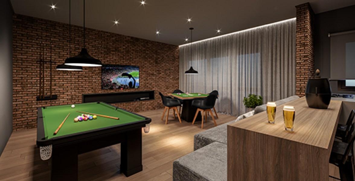 Salão de Jogos Sport Bar do Raízes Vila Prudente