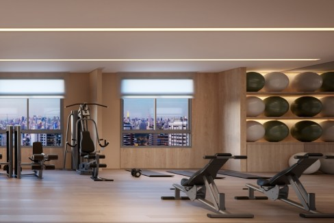 Fitness 2 do Athos Paraíso da Trisul