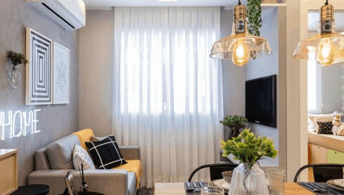 Apartamento Decorado do Cury João Dias (2)