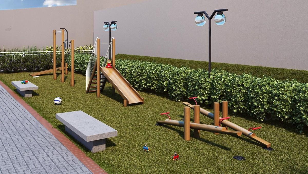 Playground e Fitness Externo