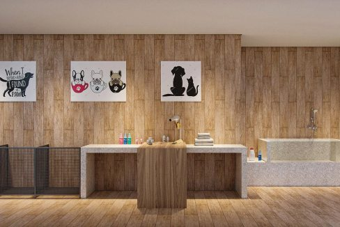 Perspectiva Ilustrada do Pet Care - Signature by Ott