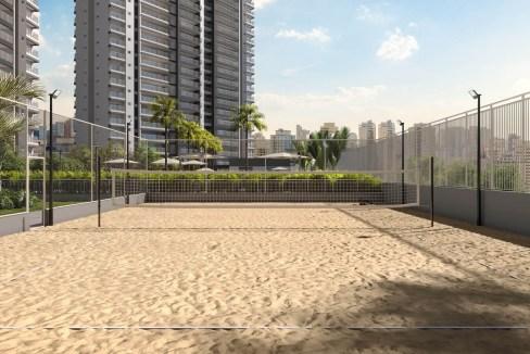 Beach Tennis - Reserva Caminhos da Lapa