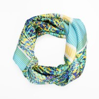 Alchemy Silk Scarf by Claudia Owen 1