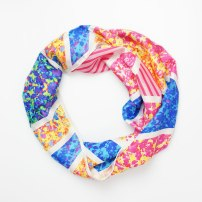Crystalline Silk Scarf by Claudia Owen 1