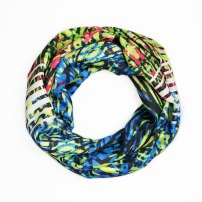 Jewel Silk Scarf 1