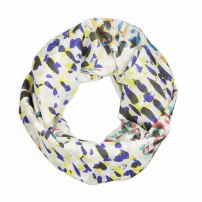 Opal Silk Scarf by Claudia Owen 1