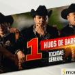 Hijos De Barrón, favoritos por tercera semana en México